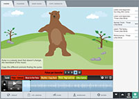 Interactive teaching resources